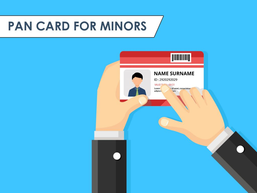PAN Card for Minors: All You Need to Know