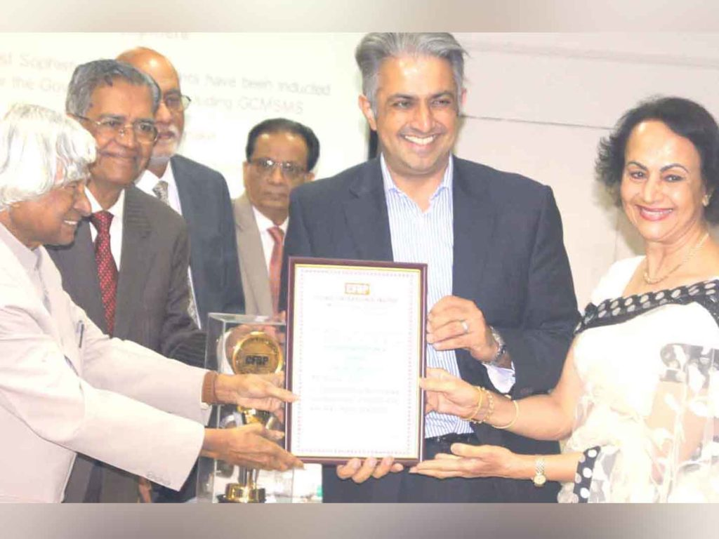 CFBP Jamnalal Bajaj Award for Ethical Business Practices