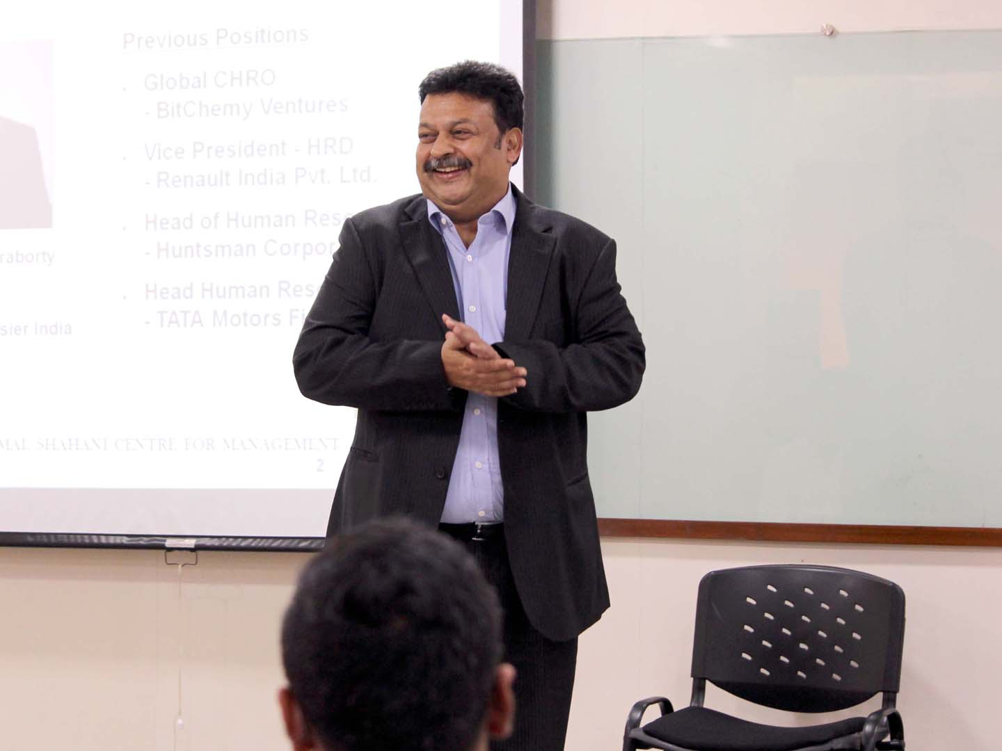Industry Session By Soum Chakrabourty, Founder, CEO - Corporate Dossier