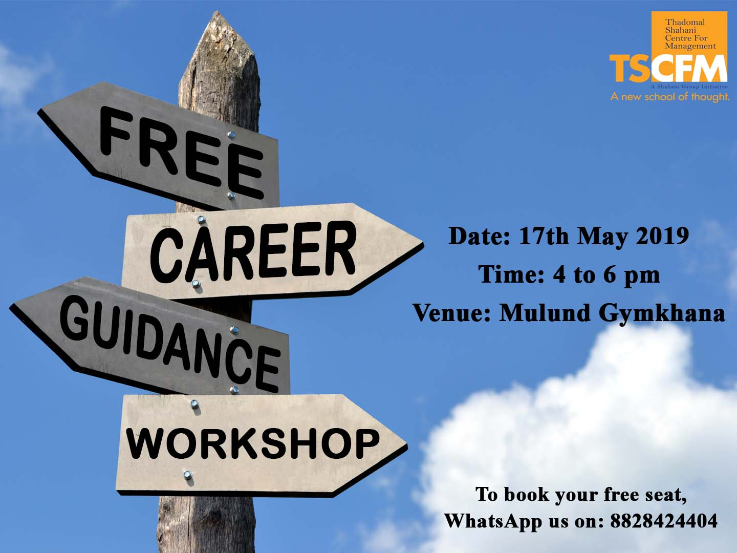 Free Career Guidance Workshop Ask Careers