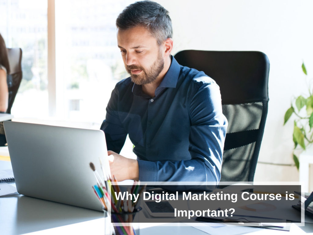 Why Should you Sign Up for a Digital Marketing Course?