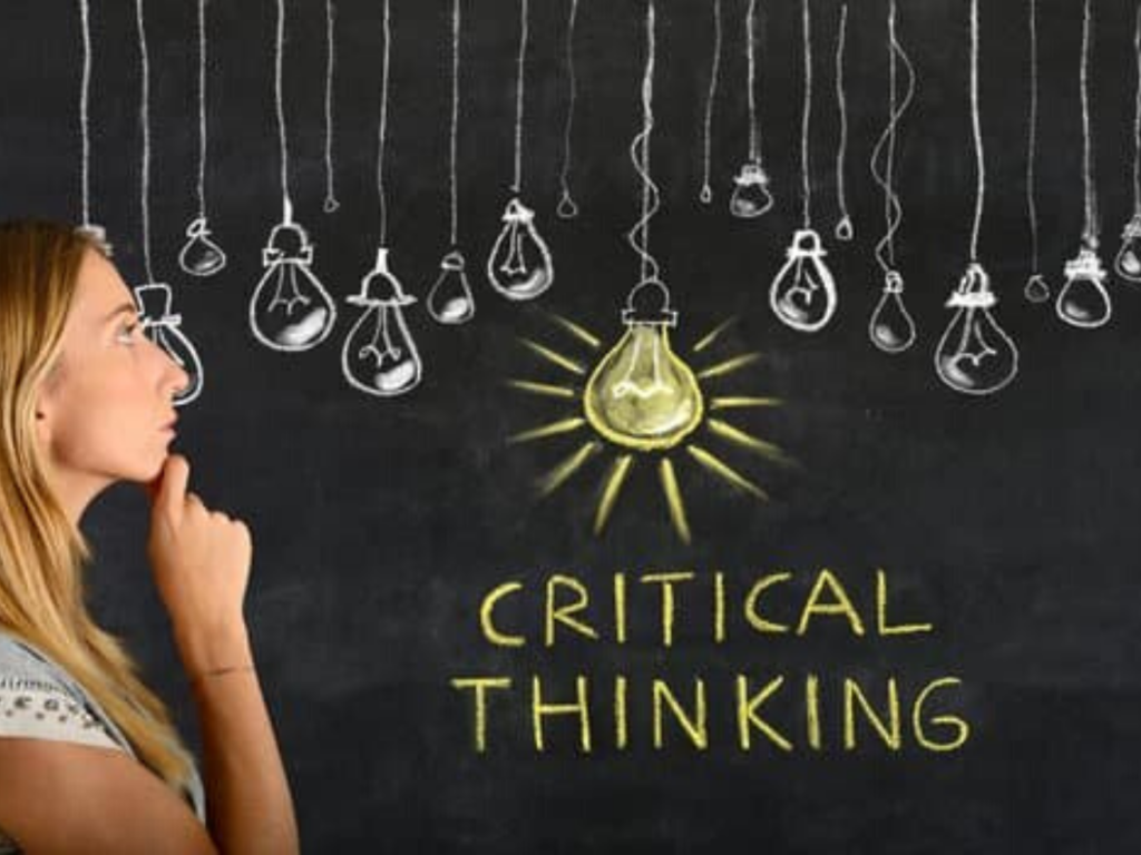 The Importance of Critical Thinking & How to Develop It