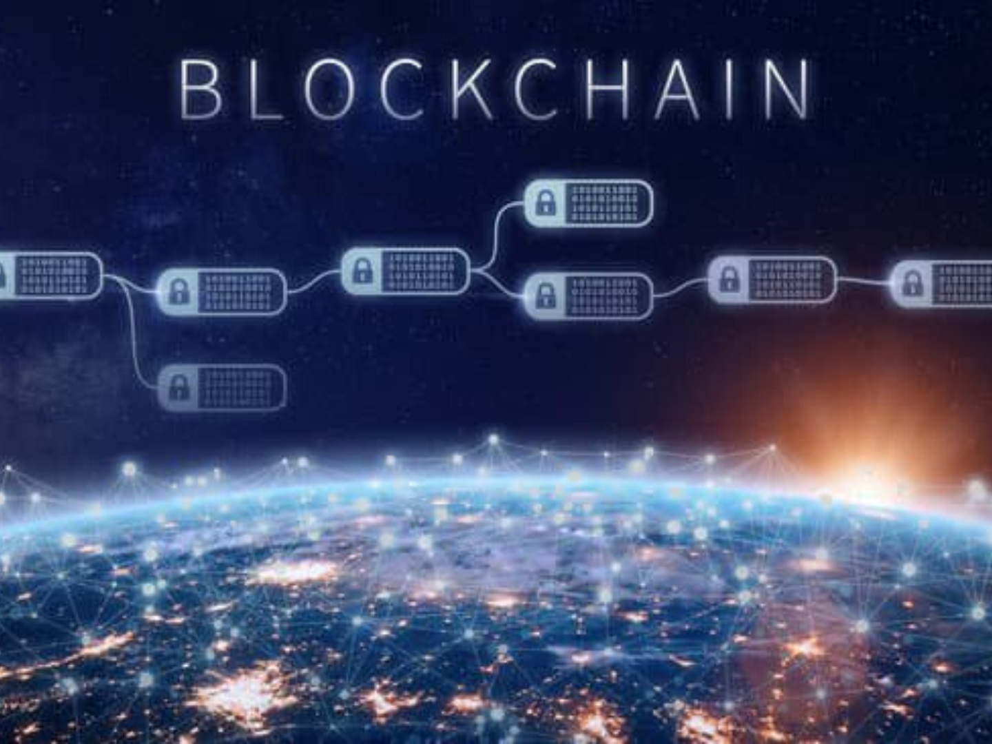 How big firms are using Blockchain technology