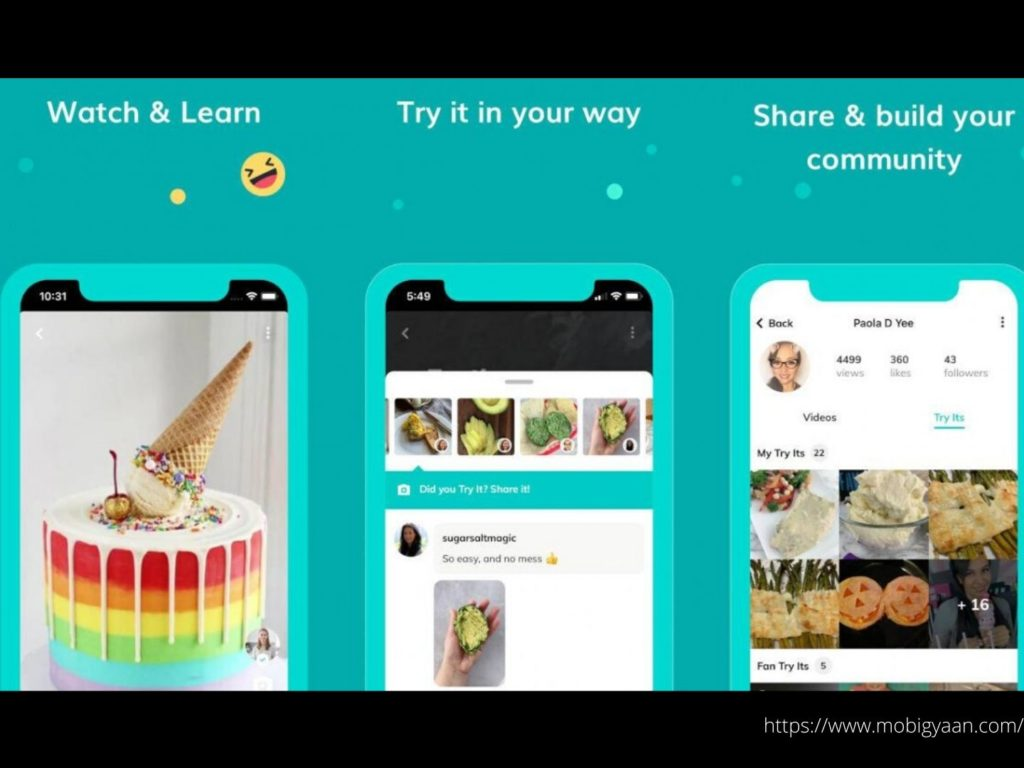 Tangi rival App for TikTok Launched by google