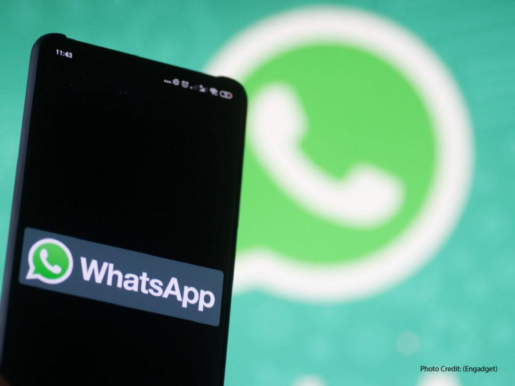 WhatsApp reached 2 billion users around the world