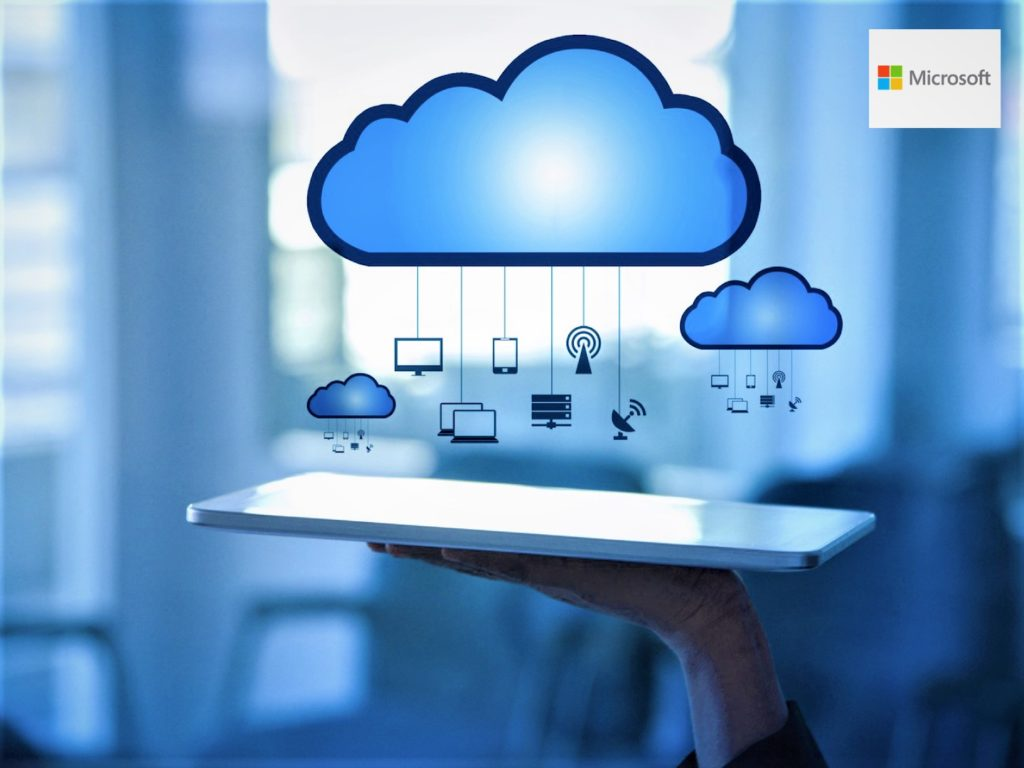 Microsoft cloud services seen a huge traffic