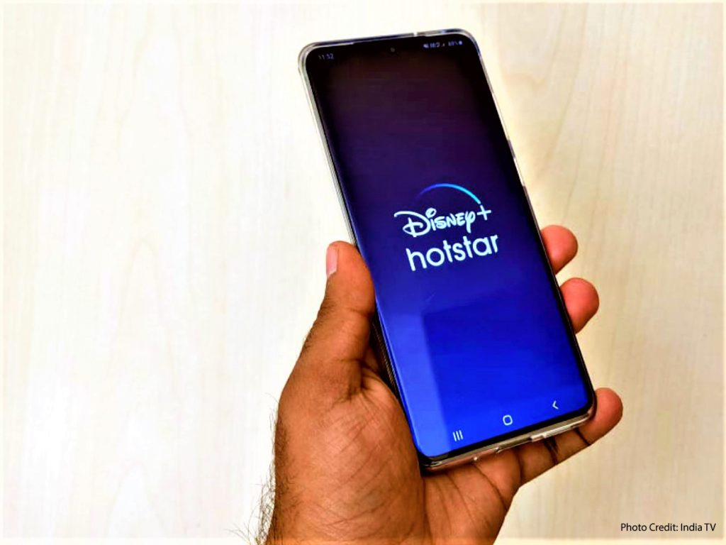 Disney plus Hotstar to roll out in India