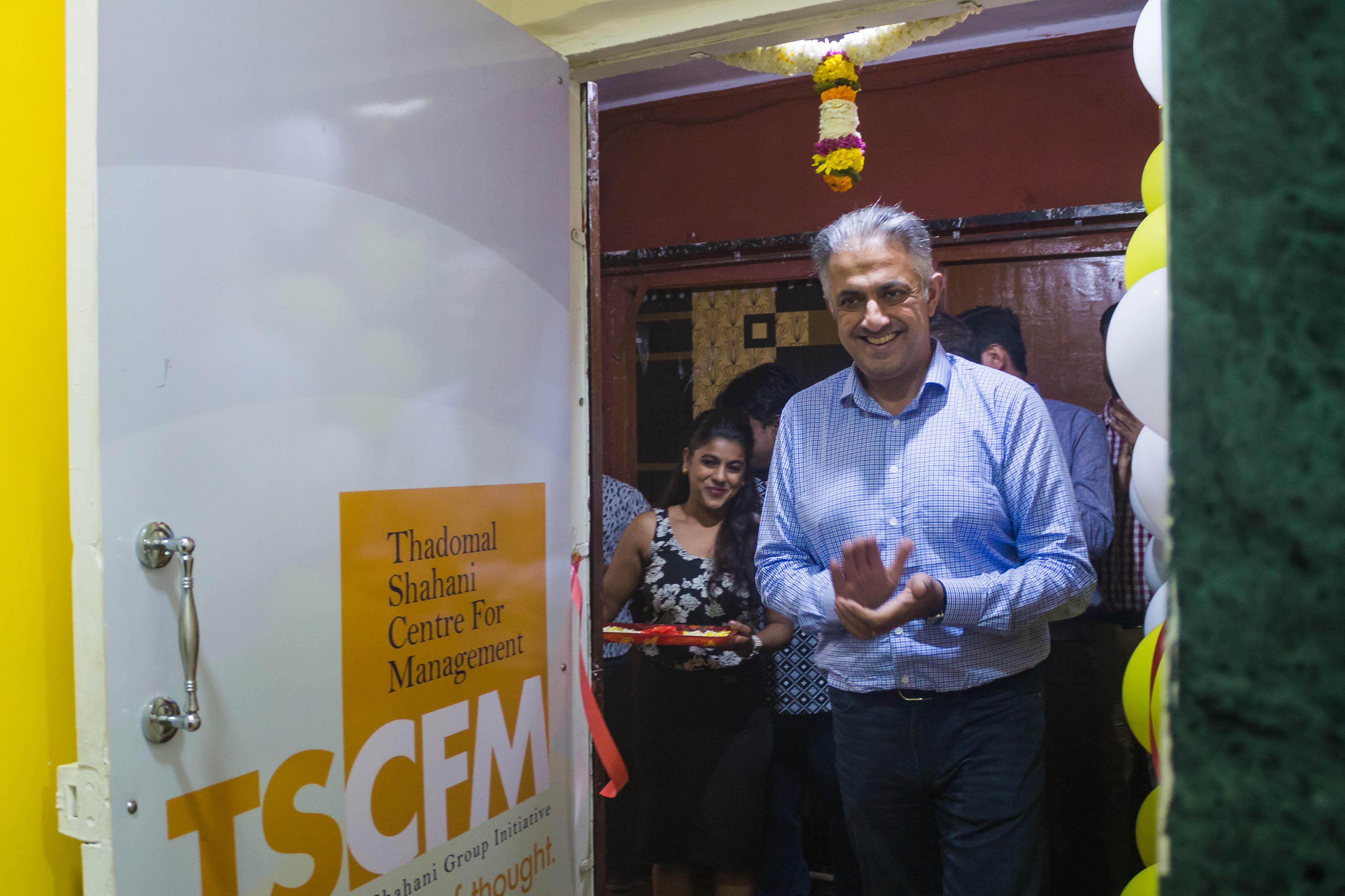 Inauguration of TSCFMs new Franchise Centre