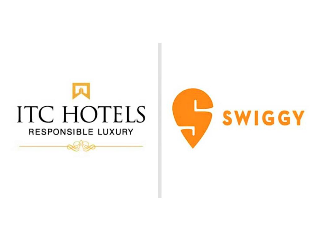 ITC hotels collaborates with swiggy