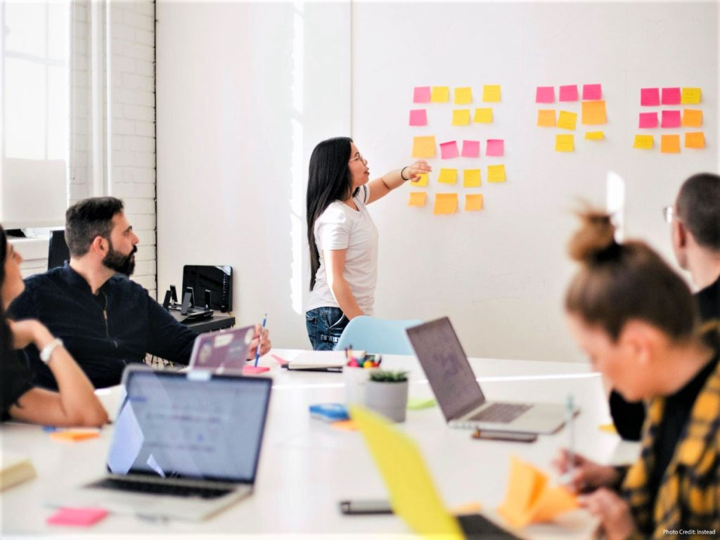 New trends adapted in post-covid workplace