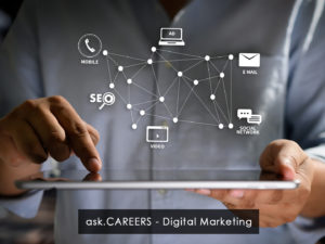 ask.CAREERS - Digital Marketing App