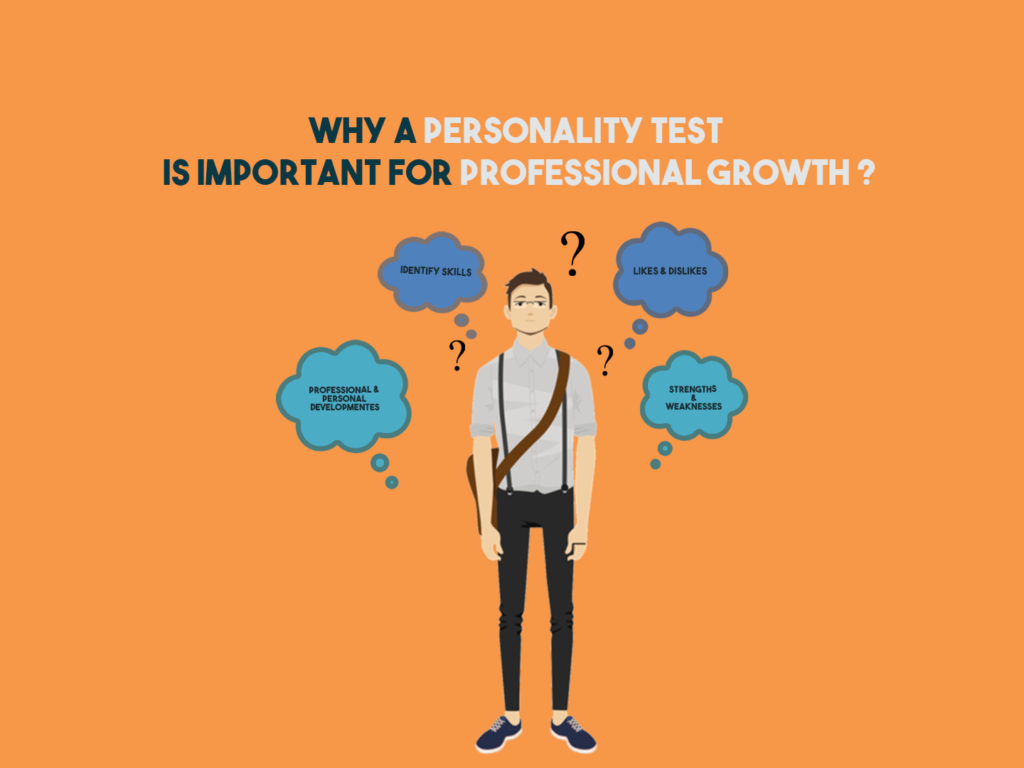 Top 4 reasons to take a personality test for professional development