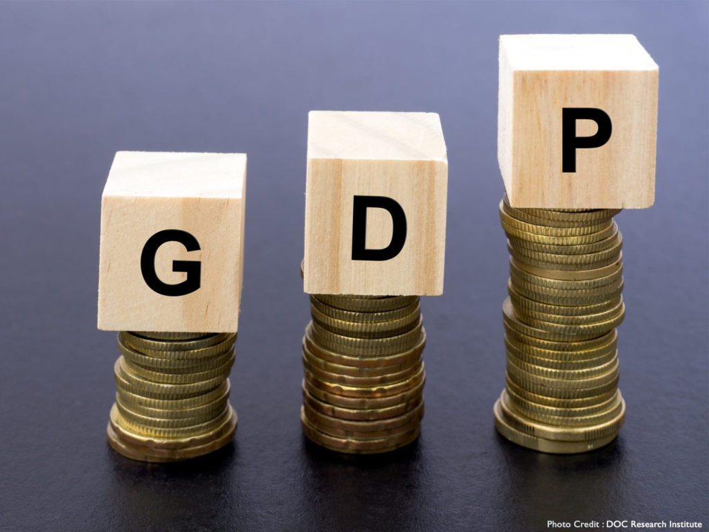 India's real GDP to grow at 11% by next year