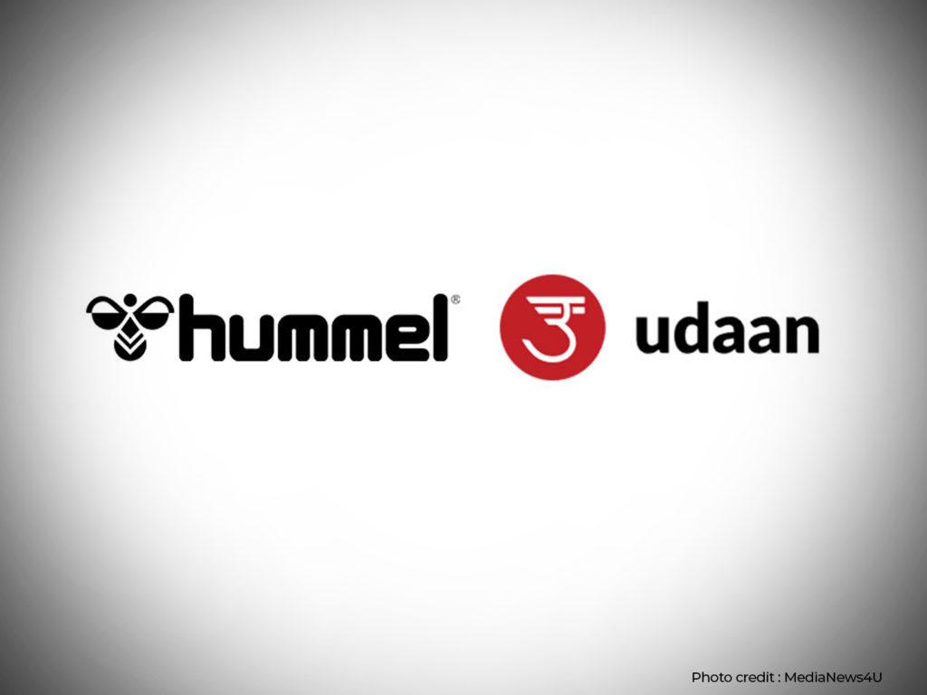 Udaan signs pan India distribution partnership with Hummel