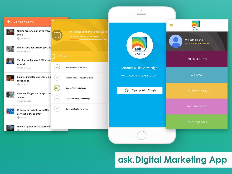 ask.CAREERS – Digital Marketing