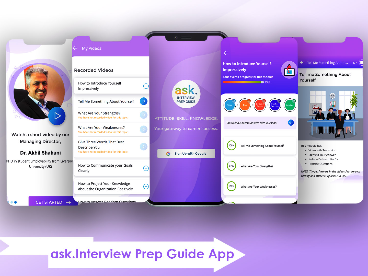ask. Interview Prep Guide