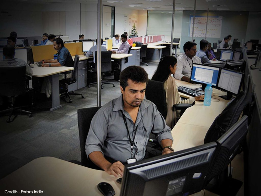 Indian IT sector grew by 2.3%