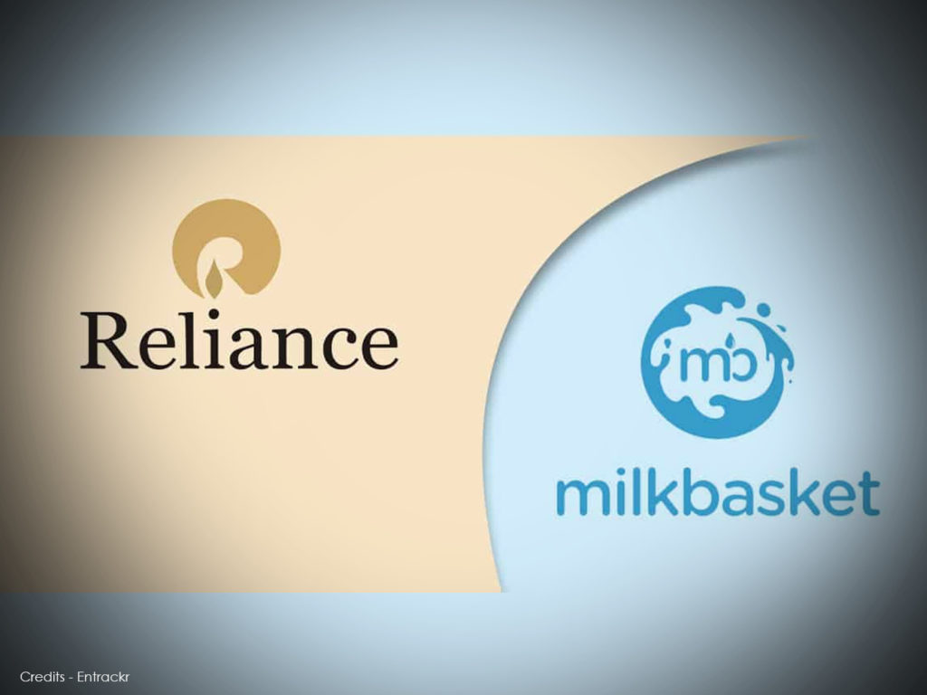Reliance set to acquire MilkBasket for $40 million