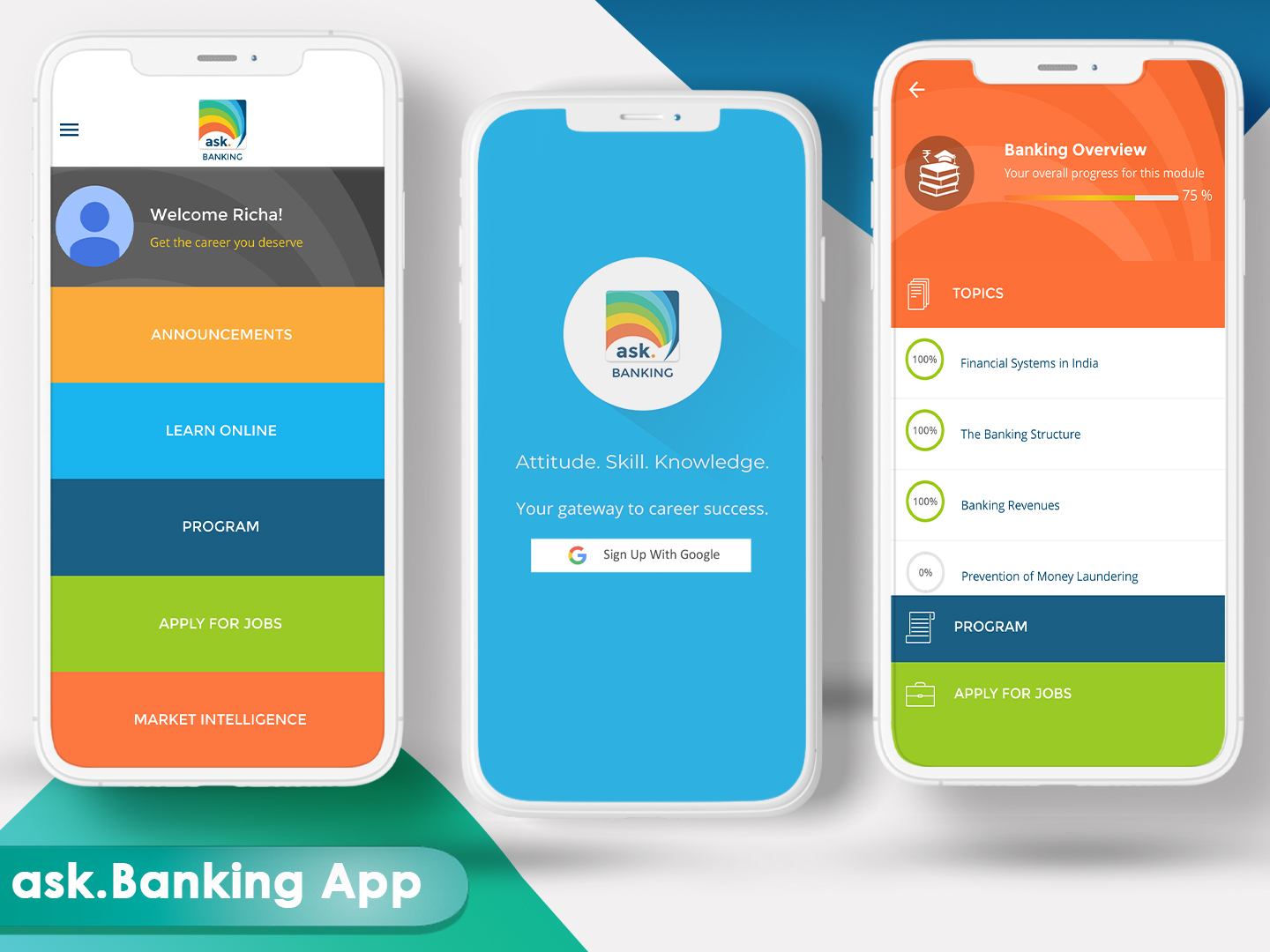 ask.CAREERS – Banking