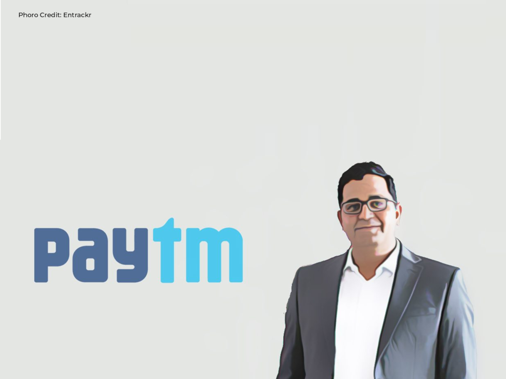 Former Paytm CEO launched financial services platform