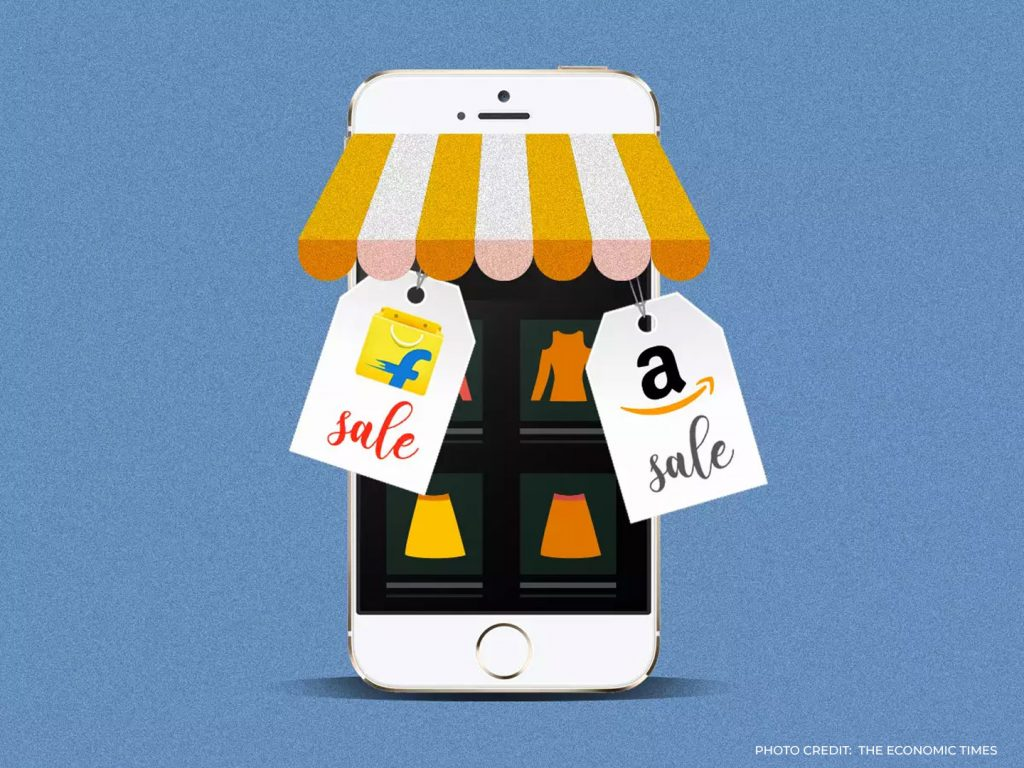E-commerce rides recovery wave